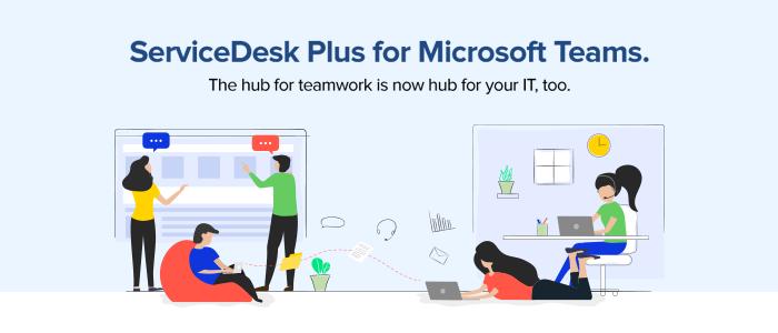 ManageEngine in VietNam - Giới thiệu ServiceDesk Plus Cloud